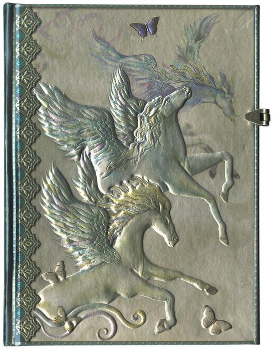 Cuaderno boncahier onirica pegaso