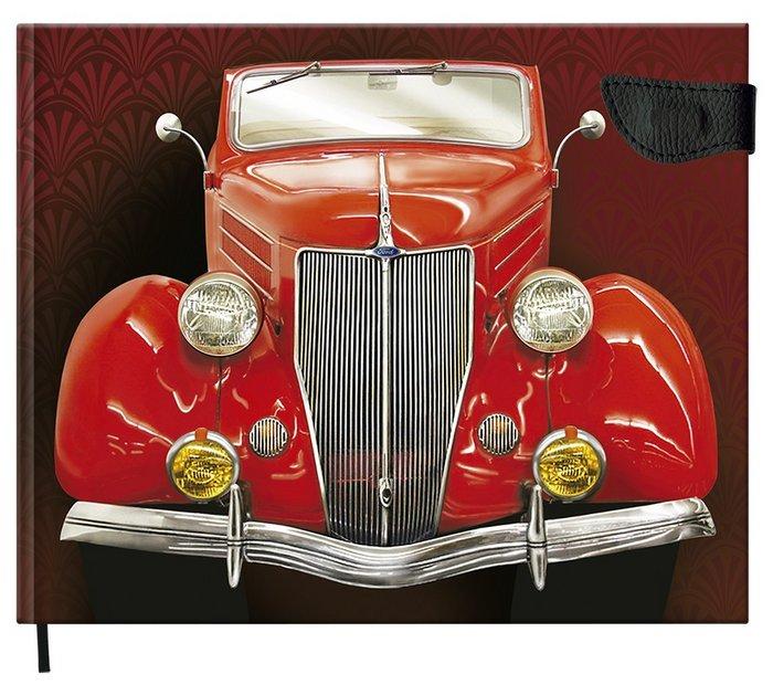 Cuaderno ford cabriolet deluxe