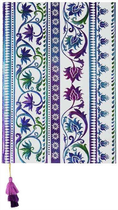 Cuaderno mediterraneo-big blue 1