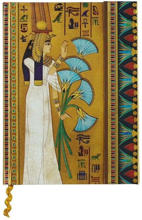 Cuaderno boncahier egipto 2 con solapa magnetica