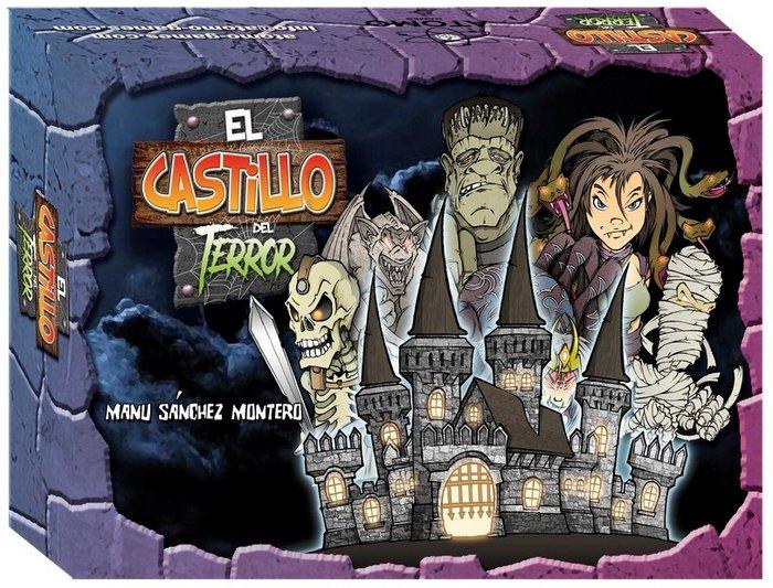 Juego de cartas el castillo del terror