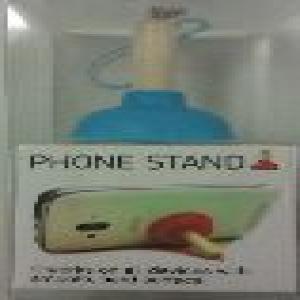 Soporte telefono movil phone stand azul