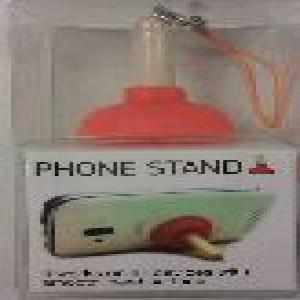 Soporte telefono movil phone stand naranja