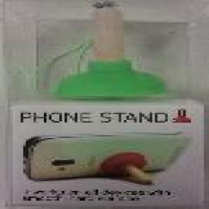 Soporte telefono movil phone stand verde
