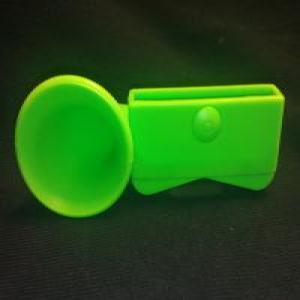 Altavox iphone 4s speaker verde