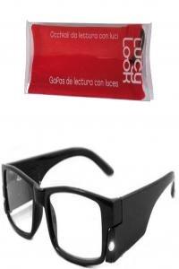 Lucy look gafas negras + 3.50