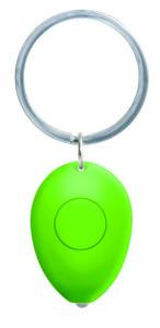 Llavero lucy ring verde