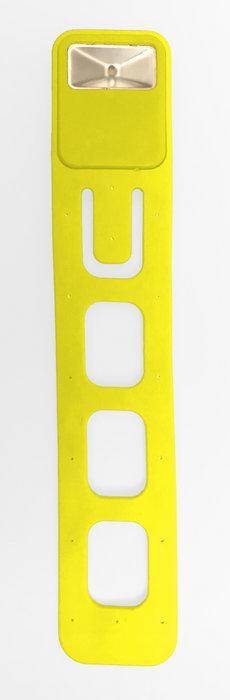 Lampara lucy plus amarilla