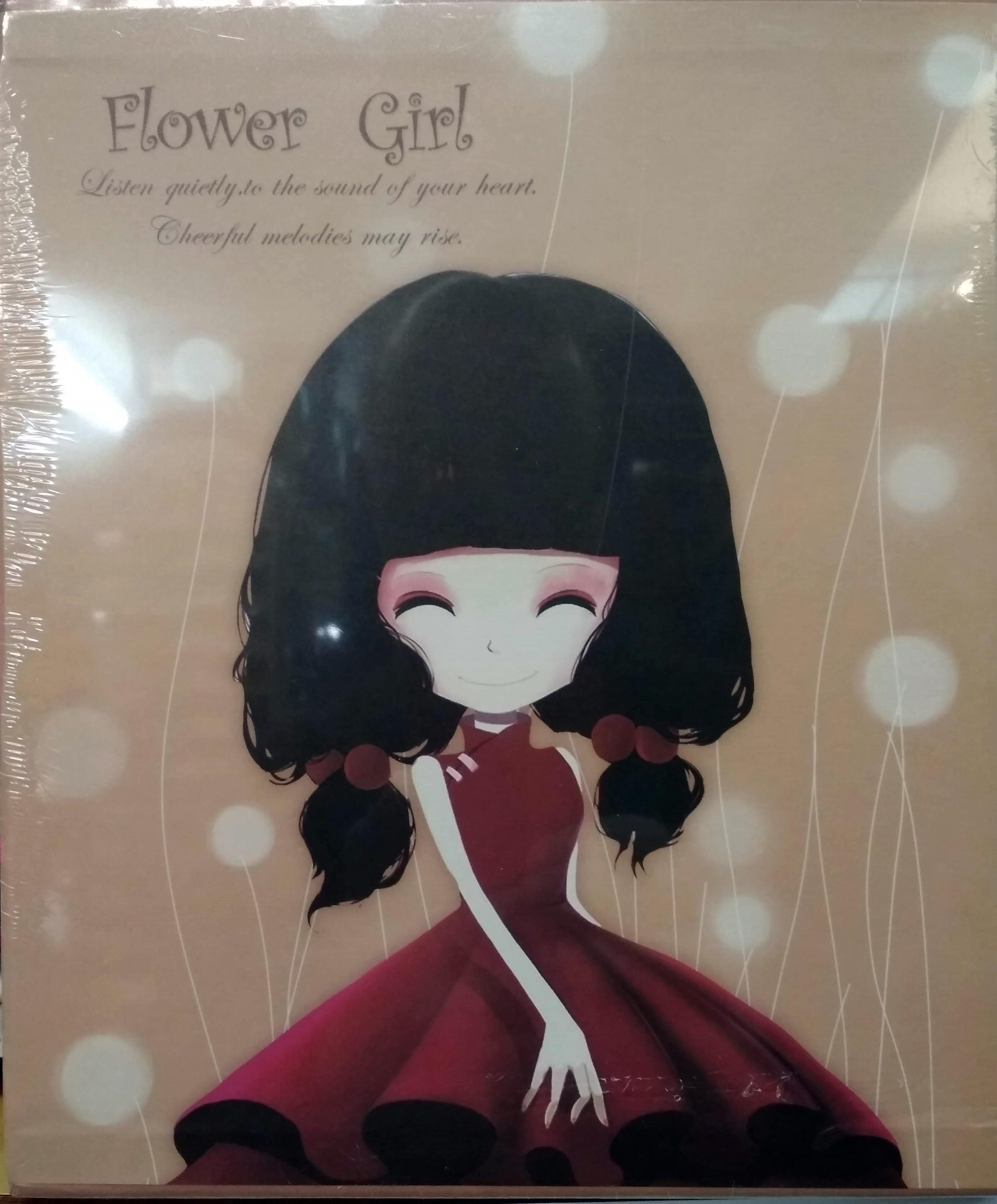 Album de fotos Flower Girl