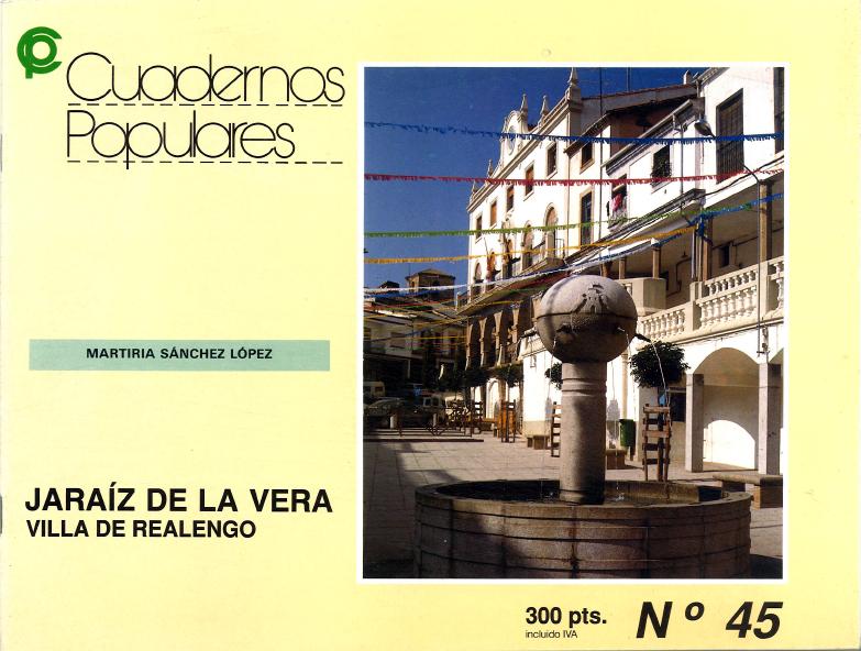 Jaraíz de la Vera, villa de realengo