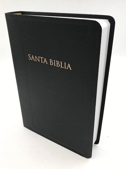 BIBLIA RVR1960 REGALOS Y PREMIOS IM. NEGRO
