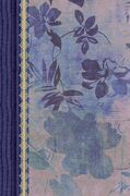 Biblia Estudio Mujeres Azul floreado tela im